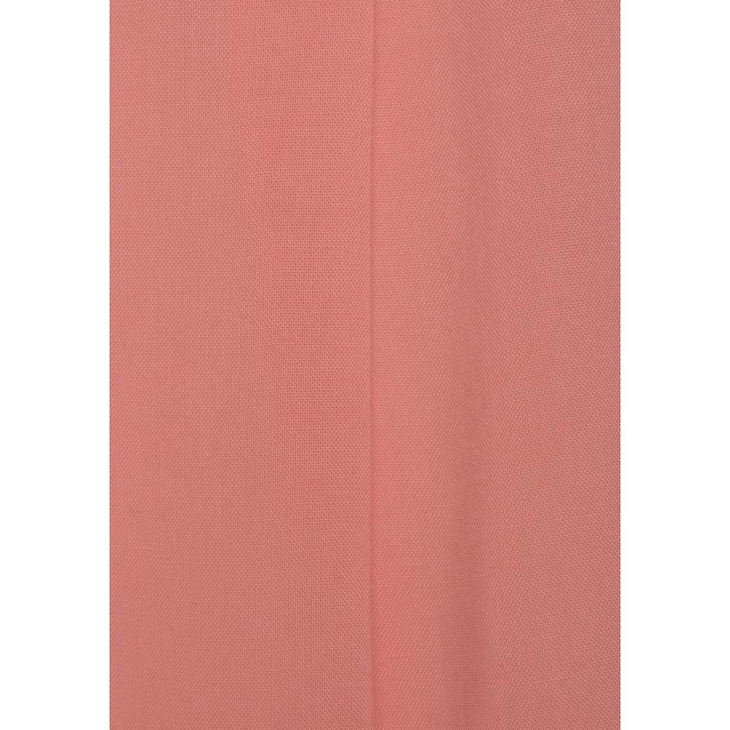 LASCANA Schlupfbluse, mit modischen Knöpfen