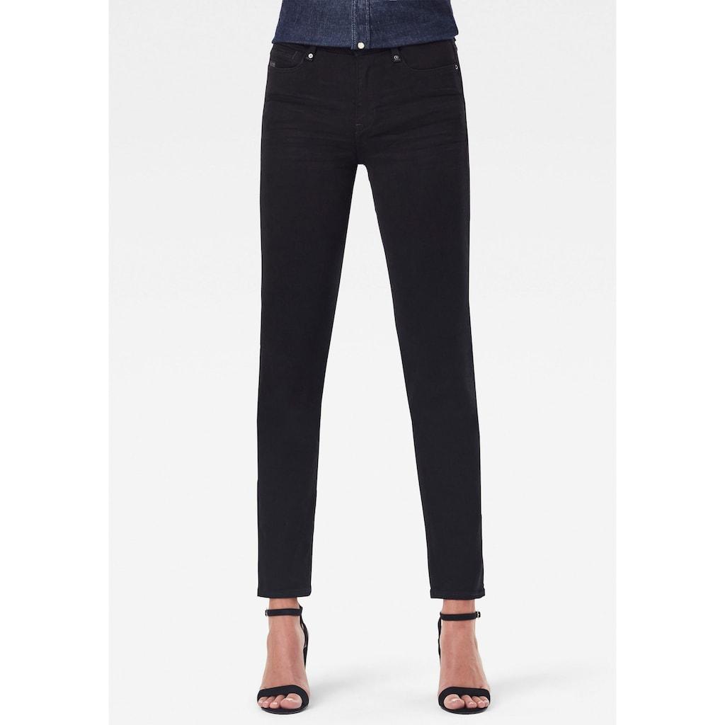 G-Star RAW Straight-Jeans »Noxer Straight«, mit Reißverschlusstasche über der Gesäßtasche hinten