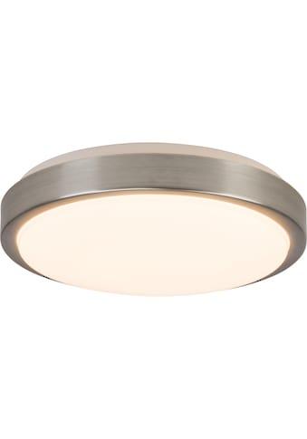 BreLight Livius LED Wand -  und Deckenleuchte 30cm nickel/alu/weiß kaufen