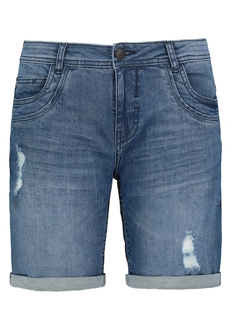 SUBLEVEL Jeansbermudas, mit Stretch kaufen