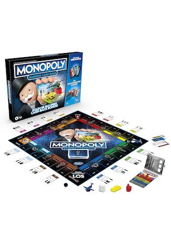 "Hasbro Spiel, ""Monopoly Banking Cash - Back"" kaufen"