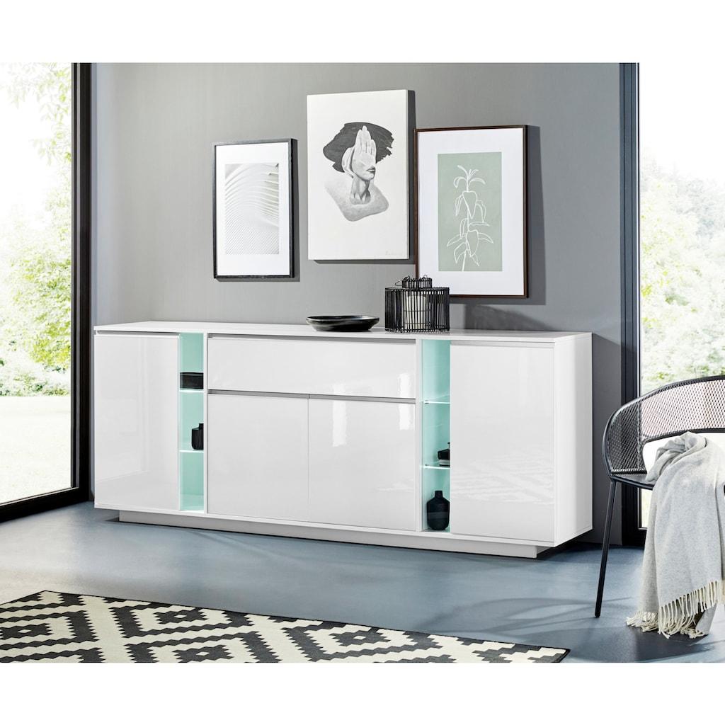 Tecnos Sideboard »Elegant«, Breite ca. 220 cm
