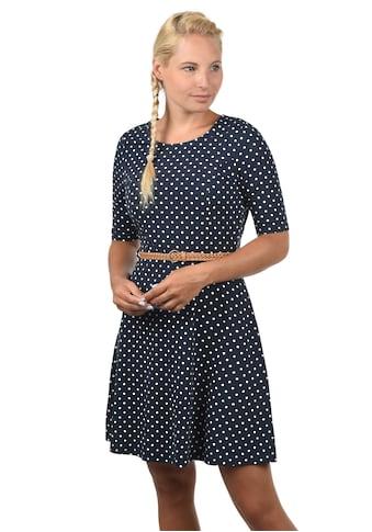 Vero Moda Jerseykleid »Scarlet«, (mit abnehmbarem Gürtel), Kleid tailliert geschnitten kaufen