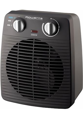 Rowenta Heizlüfter »SO2210 Compact Power«, für 20 m² Räume kaufen