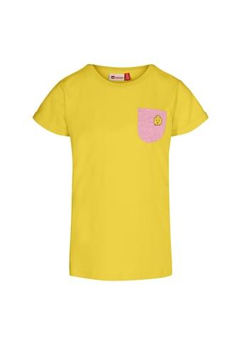 """LEGO® Wear Kurzarmshirt »LWTONE 301«, """"mit aufgesetzte Brusttasche incl.kleinem gelben... kaufen"""