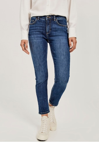OPUS 5-Pocket-Jeans »Elma Stone«, mit modischer Waschung kaufen