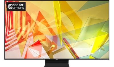 Samsung GQ55Q95T QLED - Fernseher (138 cm / (55 Zoll), 4K Ultra HD, Smart - TV kaufen