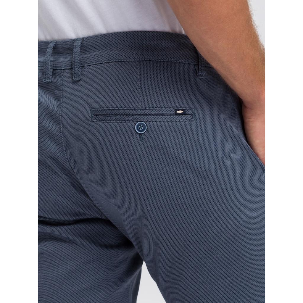 Cross Jeans® Chinohose »E 120«, Flügeltaschen
