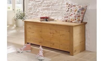 Home affaire Sitztruhe »Bertram« kaufen