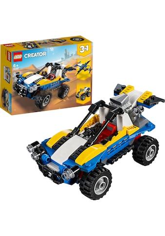 "LEGO® Konstruktionsspielsteine ""Strandbuggy (31087), LEGO® Creator"", Kunststoff, (147 - tlg.) kaufen"