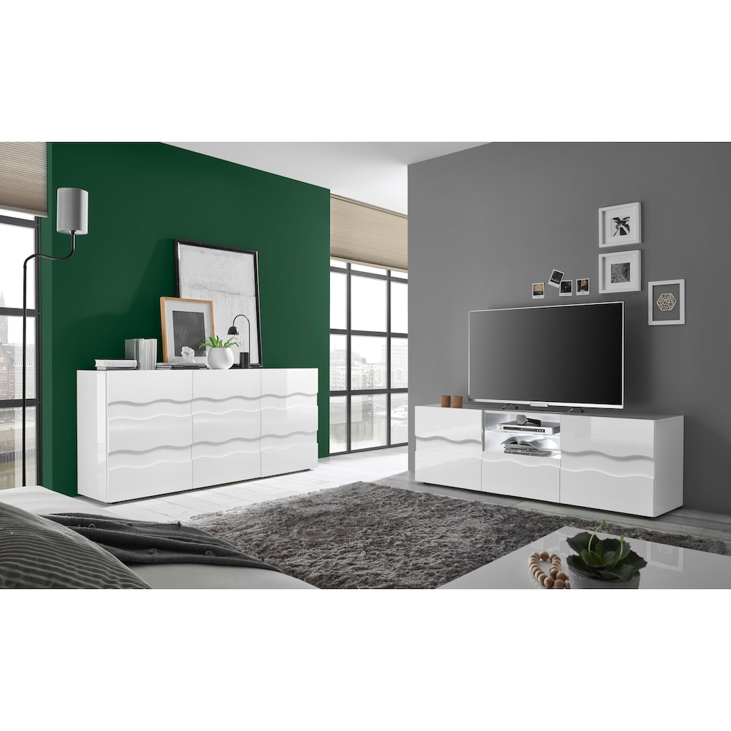 LC Sideboard, Breite 181 cm