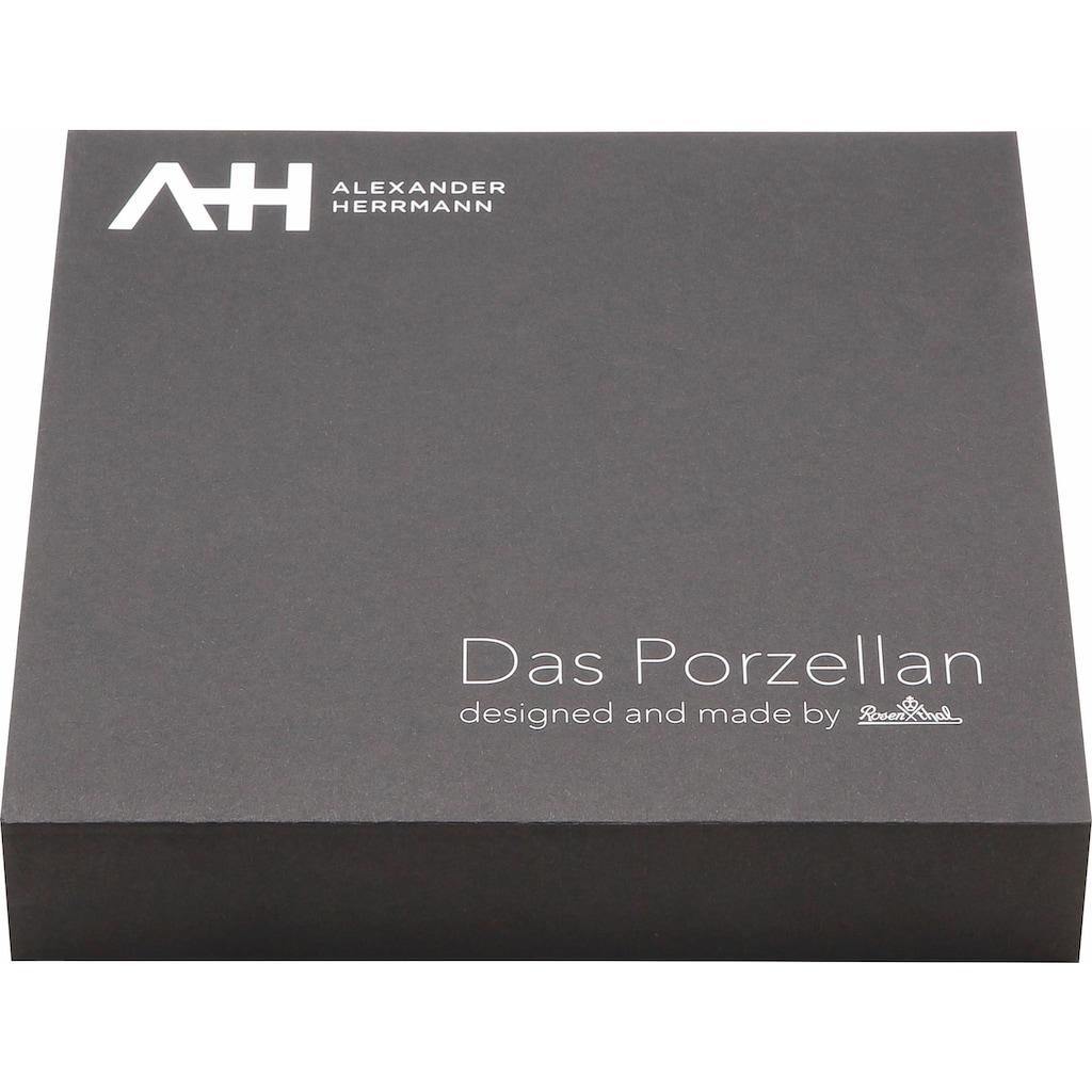 Alexander Herrmann Suppenteller »CLASSIC Linie«, (2 St.), Porzellan
