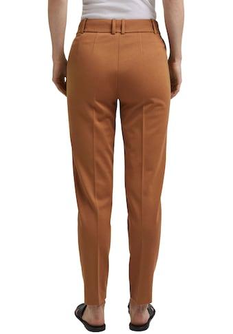 Esprit Collection Jerseyhose, mit Umschlagsaum kaufen