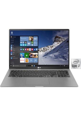 LG Notebook »gram 17, Ultraleichtes«, ( 1000 GB SSD), 16 GB DDR4-RAM kaufen