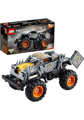 LEGO® Konstruktionsspielsteine »Monster Jam® Max-D® (42119), LEGO® Technic«, (230... kaufen