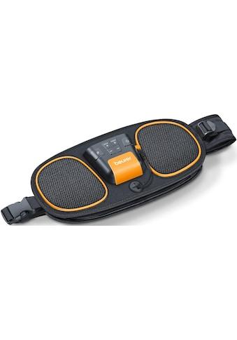 BEURER TENS - EMS - Gerät »EM 39 2 - in - 1 Bauch -  und Rückenmuskeltrainer«, (2tlg.) kaufen