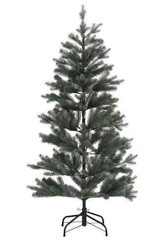 Künstlicher Weihnachtsbaum »Grey/Green«, mit Metallständer und biegsamen Zweigen kaufen