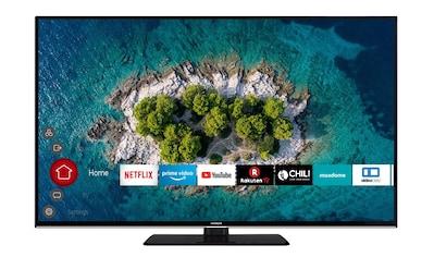 Hitachi U55K6000 LED - Fernseher (140 cm / (55 Zoll), 4K Ultra HD, Smart - TV kaufen