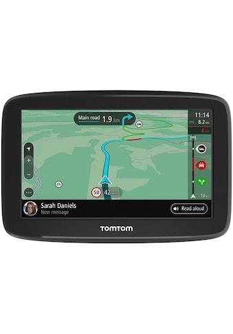 """TomTom PKW-Navigationsgerät »GO Classic 6""""«, (Europa (48 Länder) Karten-Updates) kaufen"""