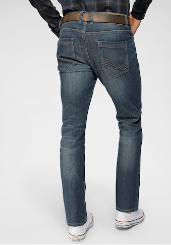 TOM TAILOR Straight - Jeans »Marvin« kaufen