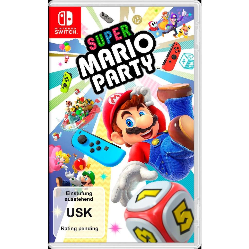 Nintendo Switch Spiel »Super Mario Party«, Nintendo Switch
