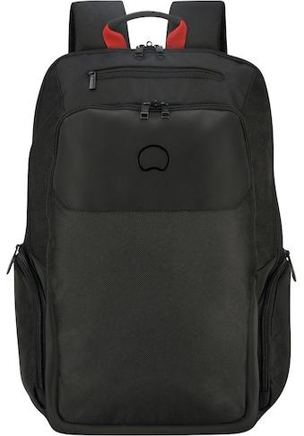 Delsey Laptoprucksack »Parvis Plus, 2 Fächer, 17,3 Zoll« kaufen