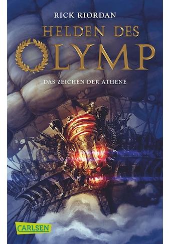 Buch »Helden des Olymp 3: Das Zeichen der Athene / Rick Riordan, Gabriele Haefs« kaufen