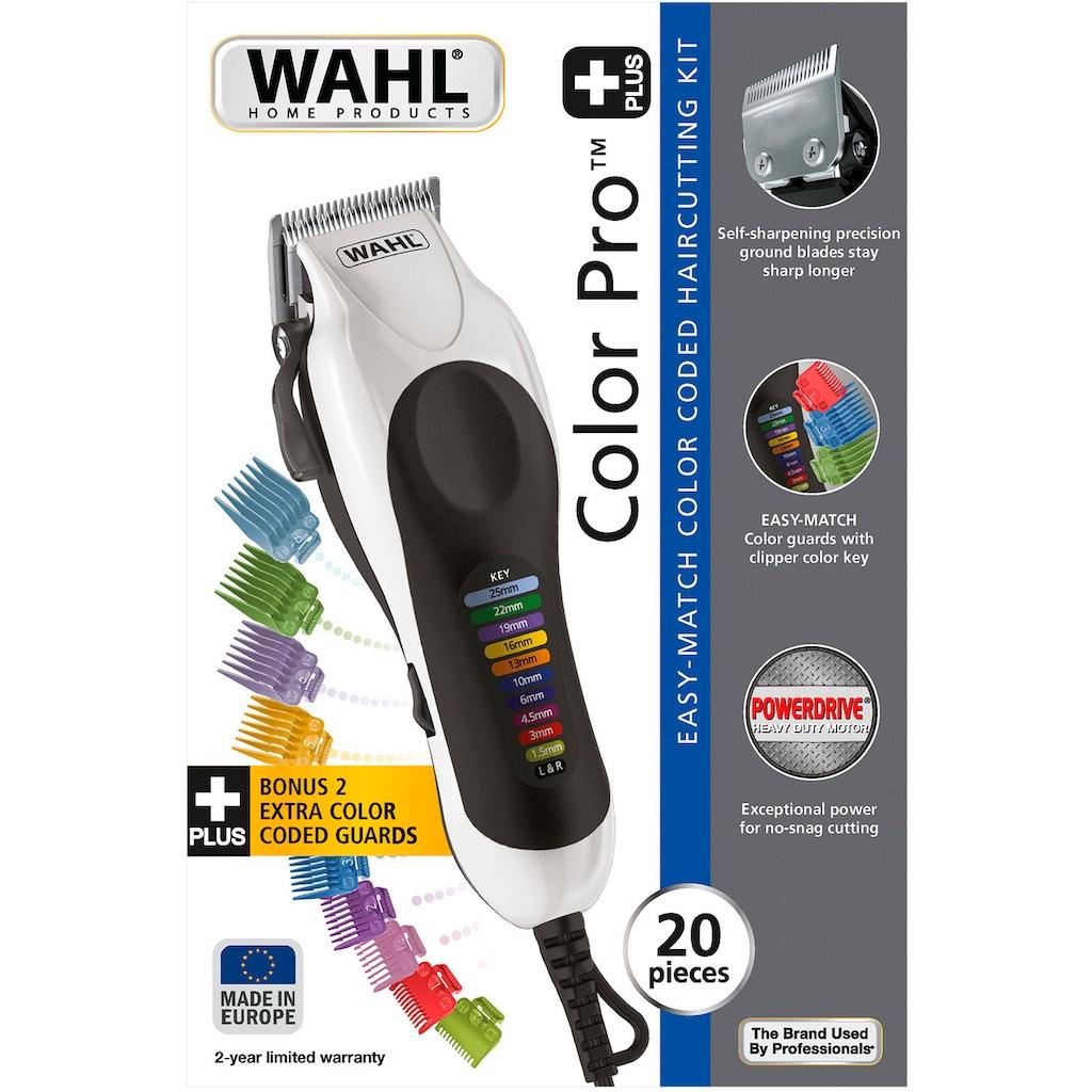 Wahl Haarschneider »Color Pro Plus 20104.0460«, Netz-Haarschneiderset