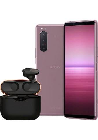 """Sony Smartphone »Xperia 5 II«, (15,5 cm/6,1 """" 128 GB Speicherplatz, 12 MP Kamera), 5G kaufen"""