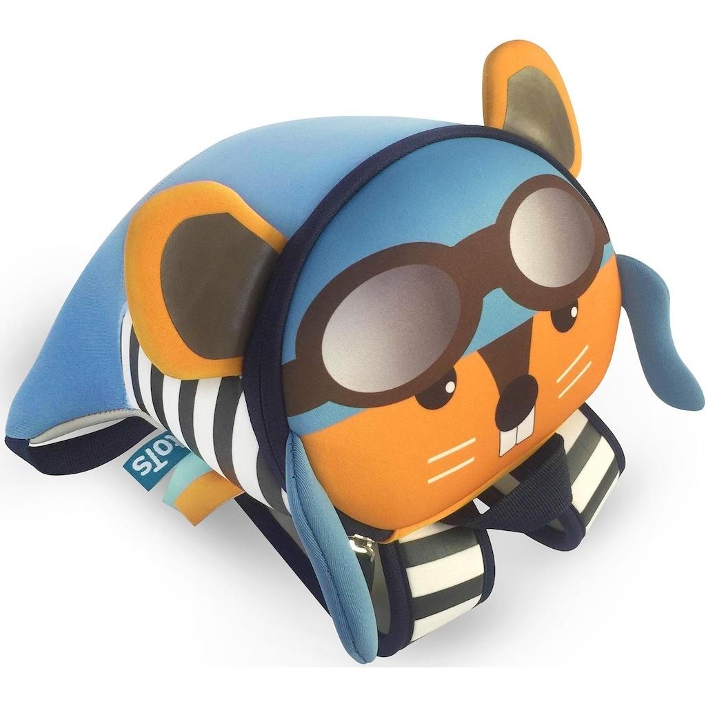 smarTrike® Kinderrucksack »toTs by SmarTrike® Fur-ever Eichhörnchen«, 3D Optik