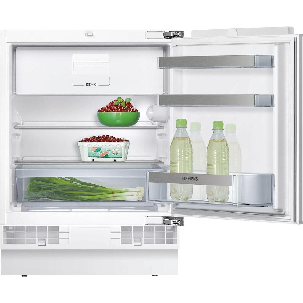 SIEMENS Einbaukühlschrank »KU15LAFF0«, iQ500
