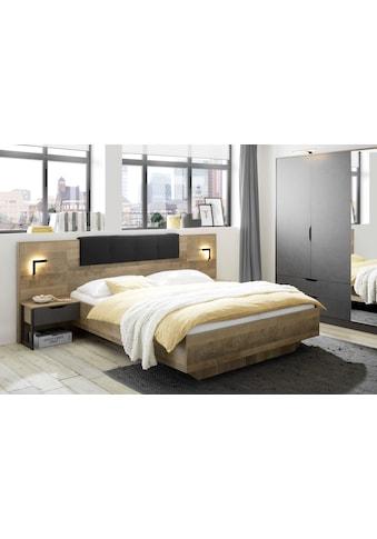 Places of Style Schlafzimmer-Set »Malthe«, (Set, 3 St.), im trendigen Design kaufen