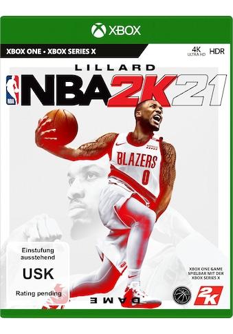 NBA 2K21 Xbox One kaufen