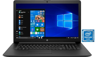 HP 17 - by0222ng Notebook (43,9 cm / 17,3 Zoll, Intel,Pentium, 256 GB SSD) kaufen