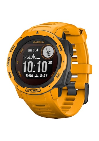 Garmin Smartwatch »Instinct Solar« kaufen