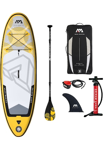 Aqua Marina Inflatable SUP-Board »Vibrant Youth«, (Set, mit Paddel, Pumpe und... kaufen