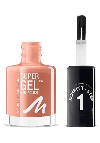 MANHATTAN Gel-Nagellack »Super Gel« kaufen