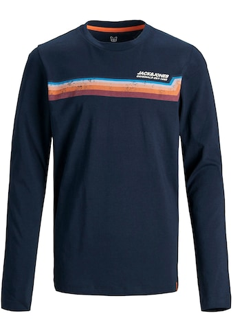Jack & Jones Junior Langarmshirt »JORTYLER TEE LS CREW NEC« kaufen