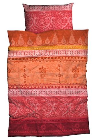 CASATEX Bettwäsche »Indi«, mit Ornamenten kaufen