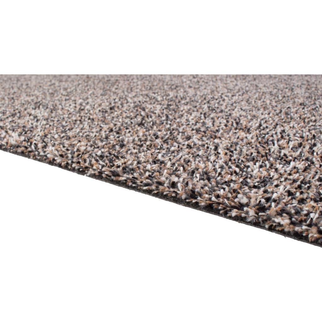 Andiamo Fußmatte »Samson«, rechteckig, 5 mm Höhe, Fussabstreifer, Fussabtreter, Schmutzfangläufer, Schmutzfangmatte, Schmutzfangteppich, Schmutzmatte, Türmatte, Türvorleger, In- und Outdoor geeignet, waschbar