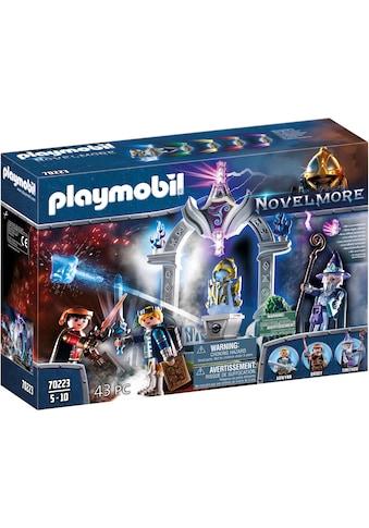 """Playmobil® Konstruktions - Spielset """"Tempel der Zeit (70223), Novelmore"""", Kunststoff, (43 - tlg.) kaufen"""