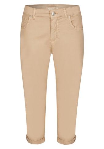 ANGELS Capri - Jeans ,Cici TU' mit Beinumschlag kaufen