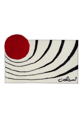 Colani Badematte »Colani 2«, Höhe 24 mm, rutschhemmend beschichtet, fußbodenheizungsgeeignet kaufen