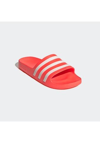 adidas Performance Badesandale »Aqua adilette« kaufen
