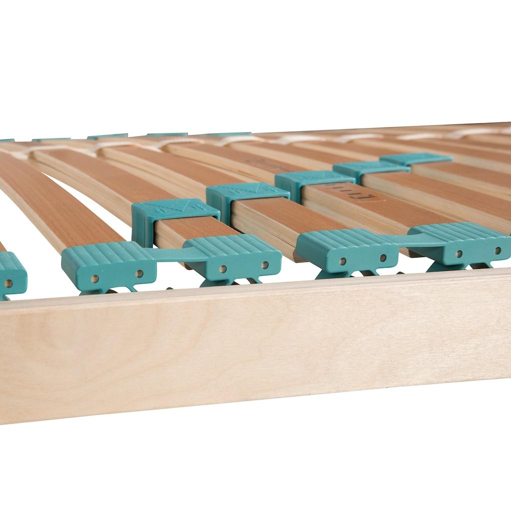 BeCo EXCLUSIV Lattenrost »Sanalux NV«, 28 Leisten, Kopfteil nicht verstellbar, Unser Klassiker
