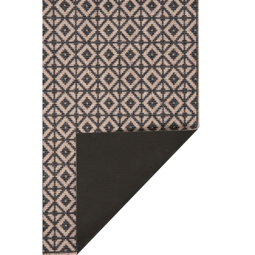 Zala Living Küchenläufer »Bona«, rechteckig, 5 mm Höhe, modernes Design, rutschhemmend, In- und Outdoor geeignet