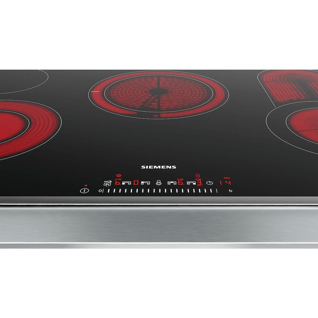 SIEMENS Elektro-Kochfeld von SCHOTT CERAN® »ET845FCP1D«, ET845FCP1D