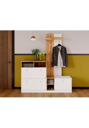 my home Garderoben-Set »Sambre«, (Set, 3 tlg.) kaufen