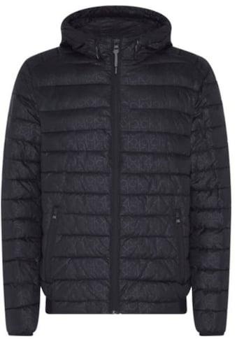 Calvin Klein Steppjacke »RECYCLED NYLON HOODED JACKET« kaufen