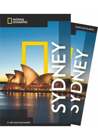 Buch »NATIONAL GEOGRAPHIC Reiseführer Sydney mit Maxi-Faltkarte / Ewan McHugh, Peter... kaufen